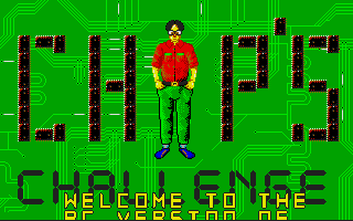 Chip's Challenge title screen image #1