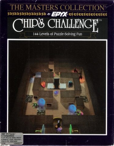 Chip's Challenge package image #1