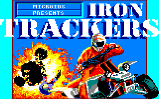 Iron Trackers title screen image #1