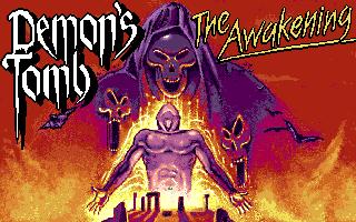 Demon's Tomb: The Awakening title screen image #1