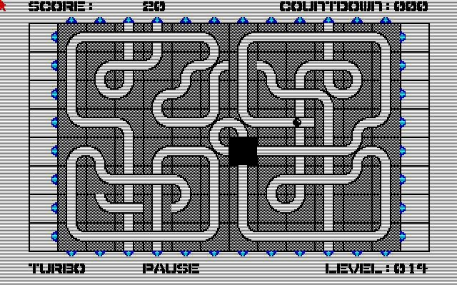 Diablo in-game screen image #1