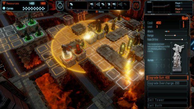 Defense Grid 2  in-game screen image #1