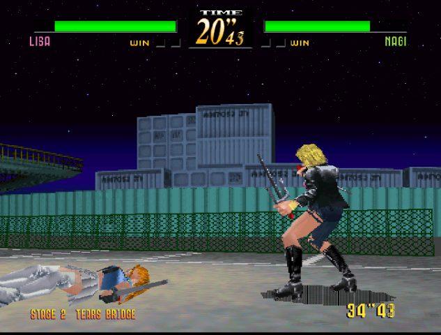 Last Bronx in-game screen image #1