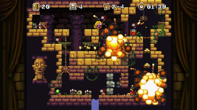 Wyv and Keep: The Temple of the Lost Idol in-game screen image #1