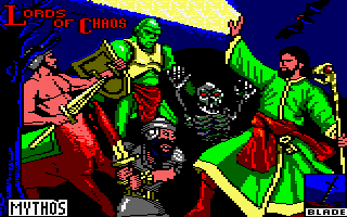 Lords of Chaos title screen image #1