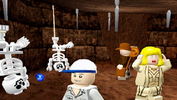 LEGO Indiana Jones: The Original Adventures in-game screen image #2