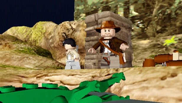 LEGO Indiana Jones: The Original Adventures in-game screen image #1