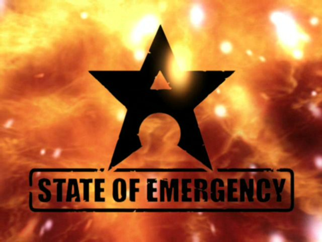 State of Emergency title screen image #1