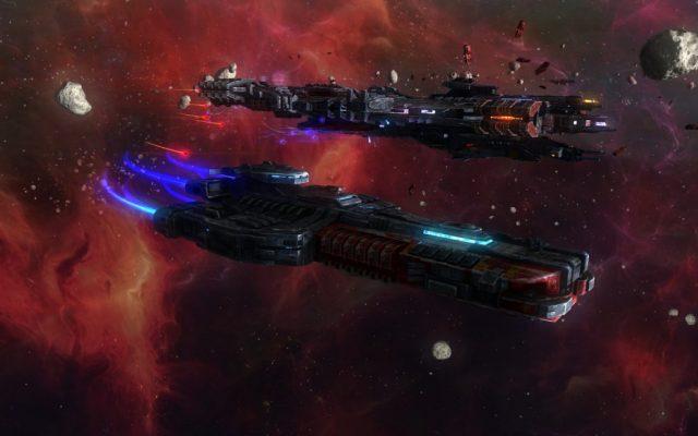 Rebel Galaxy in-game screen image #2