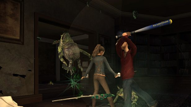 The Spiderwick Chronicles in-game screen image #1