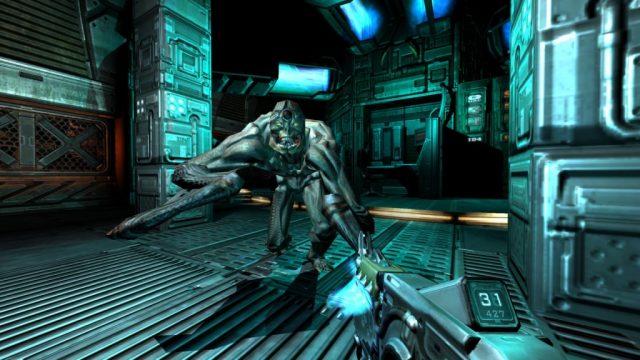 Doom 3: BFG Edition in-game screen image #1
