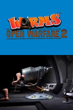 Worms: Open Warfare 2 title screen image #1