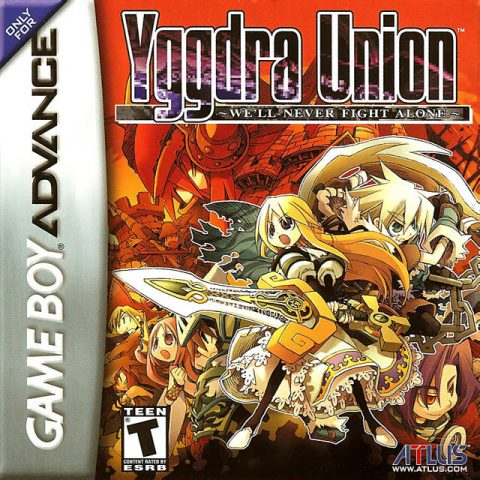Yggdra Union: We'll Never Fight Alone  package image #1