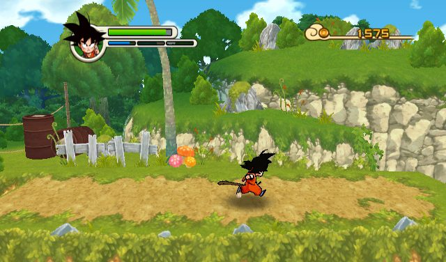 Dragon Ball: Revenge of King Piccolo  in-game screen image #1