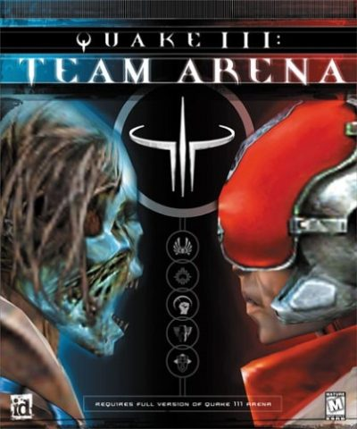 Quake III: Team Arena  package image #1