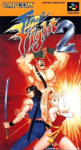Final Fight 2 package image #2