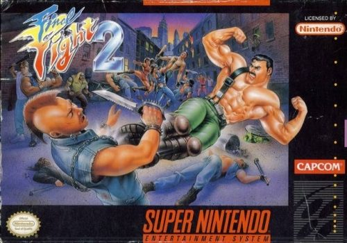 Final Fight 2 package image #1