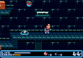 Ghostbusters  in-game screen image #1