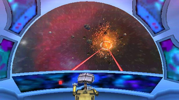 WALL-E  in-game screen image #2