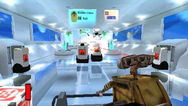 WALL-E  in-game screen image #1