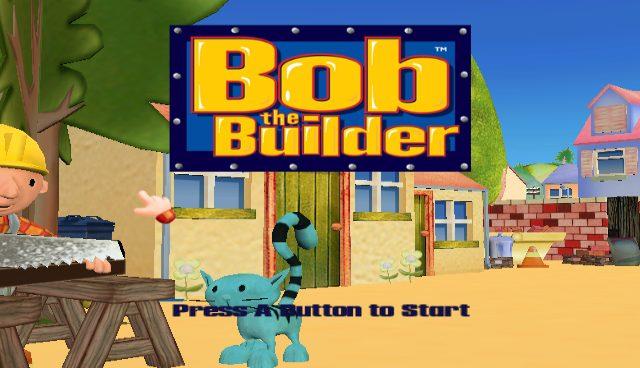 Bob the Builder: Festival of Fun  title screen image #1