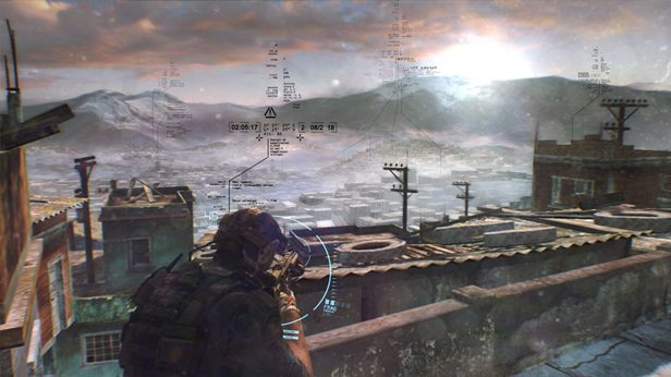 Ghost Recon: Future Soldier  in-game screen image #2