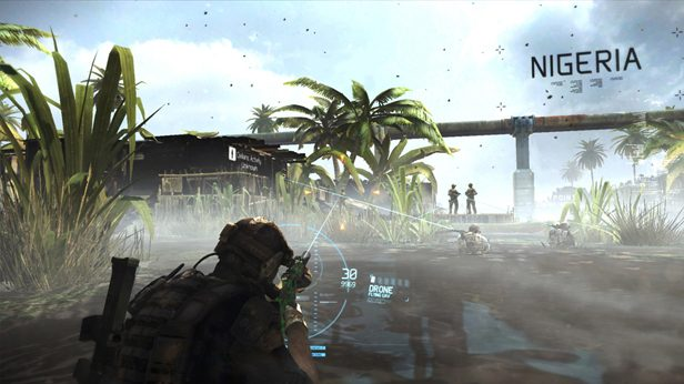 Ghost Recon: Future Soldier  in-game screen image #1