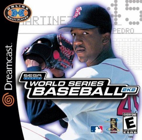 World Series Baseball 2K2 package image #1
