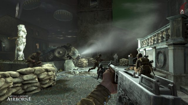 Medal of Honor: Airborne  in-game screen image #2