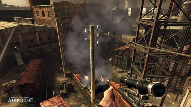 Medal of Honor: Airborne  in-game screen image #1