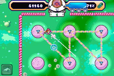Star Trigon in-game screen image #1