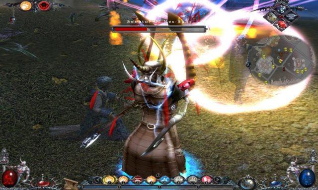 Dawn of Magic 2  in-game screen image #1