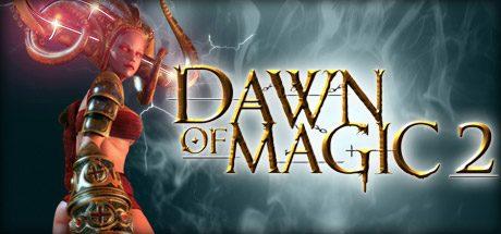 Dawn of Magic 2  title screen image #1