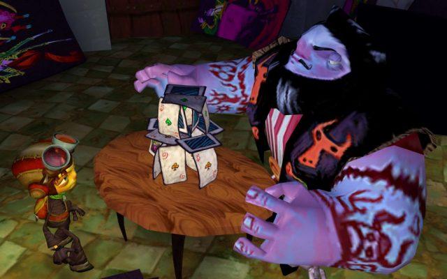 Psychonauts in-game screen image #1