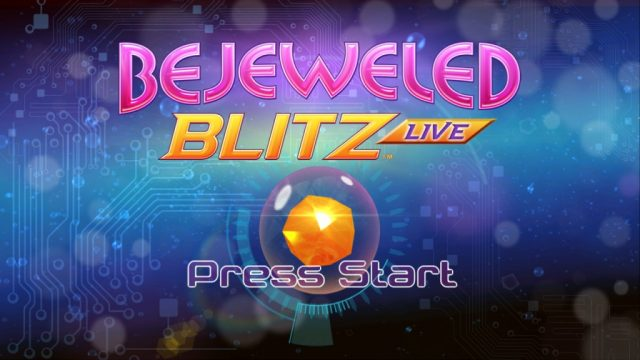 Bejeweled Blitz Live title screen image #1