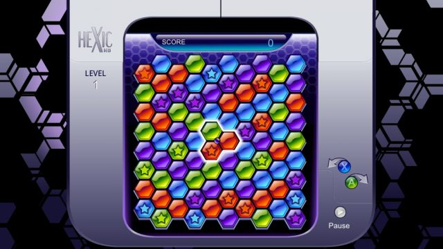 Hexic HD in-game screen image #1