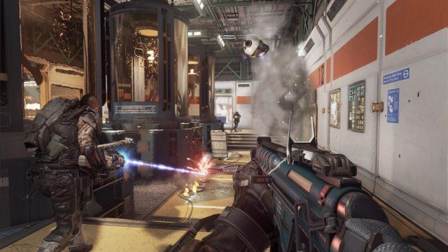 Call of Duty: Advanced Warfare  in-game screen image #1