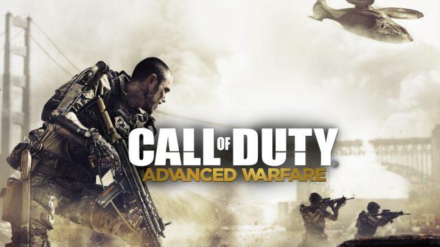Call of Duty: Advanced Warfare  title screen image #1