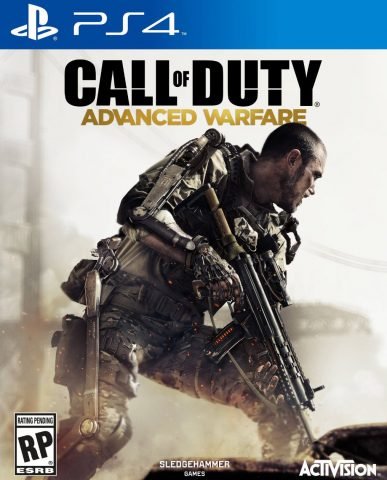 Call of Duty: Advanced Warfare  package image #1