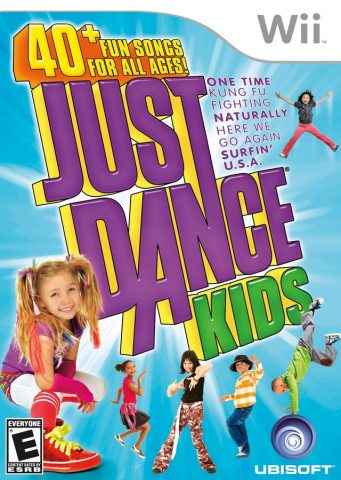 Just Dance Kids package image #1