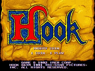 Hook title screen image #1