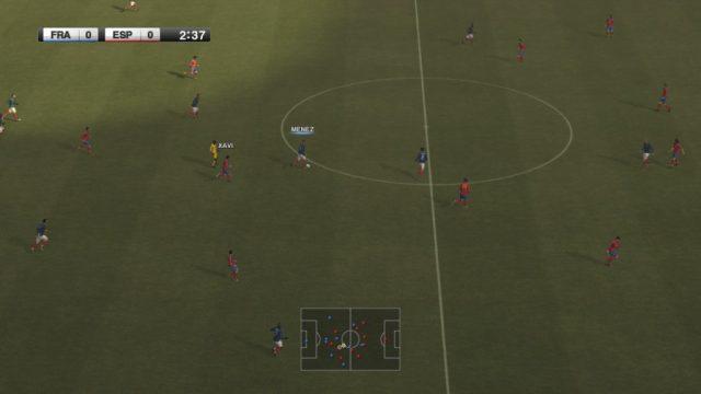 Pro Evolution Soccer 2012  in-game screen image #1