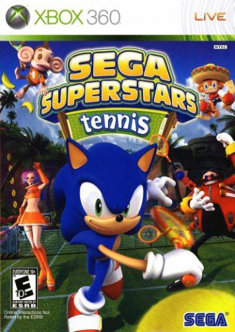 Sega Superstars Tennis package image #1