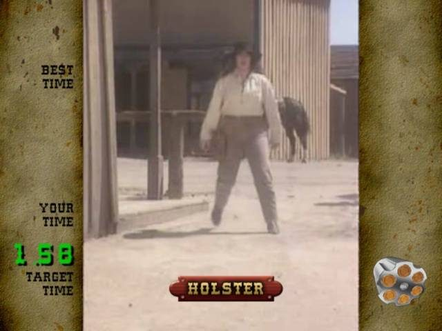 Fast Draw Showdown in-game screen image #1