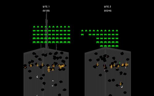 Invaders! in-game screen image #1