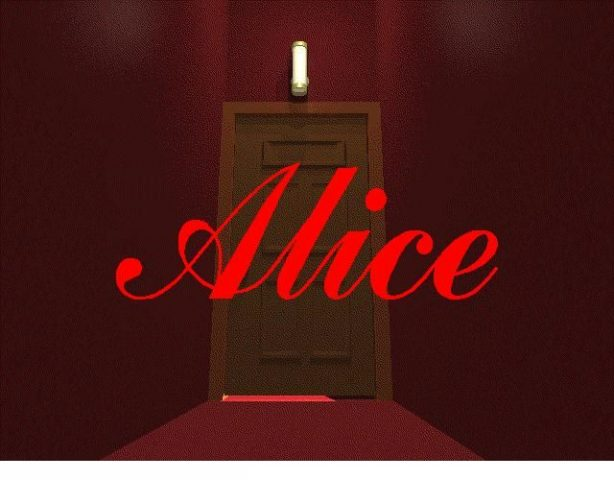 Alice: An interactive Museum title screen image #1