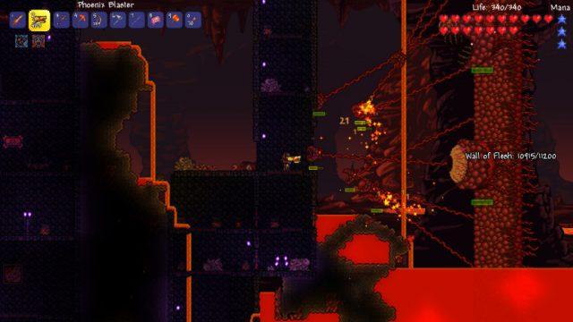 Terraria in-game screen image #1