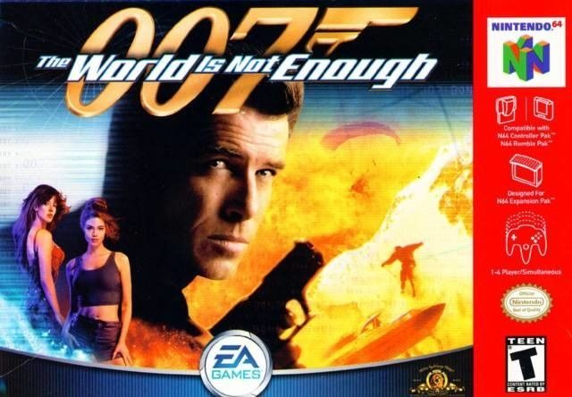 007: The World is Not Enough  package image #1