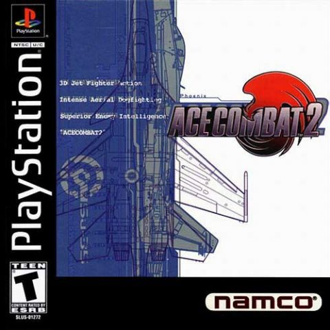 Ace Combat 2 package image #1