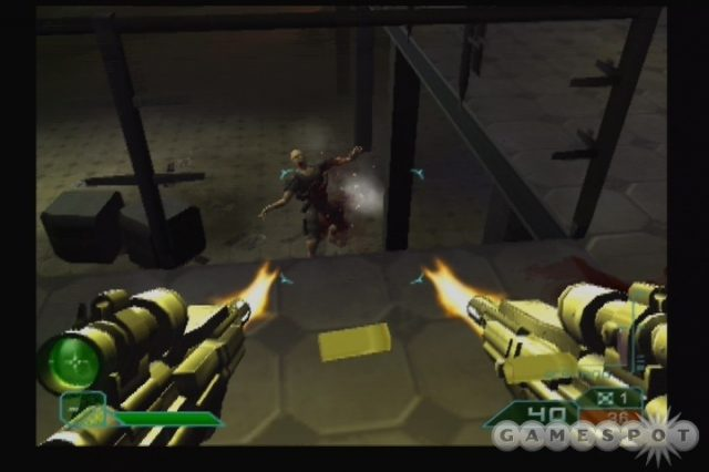 AREA-51  in-game screen image #1